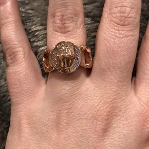 Marc Jacobs Rose Gold Ring